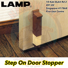 Lamp Step On Door Holder / Door Stopper / Easy to step and release
