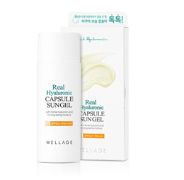 WELLAGEREAL HYALURONIC CAPSULE SUN GEL 60ml