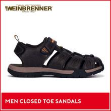 WEINBRENNER MEN CLOSED TOE SANDALS 8614175