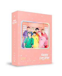 BTS BANGTAN BOYS - BTS 4th MUSTER Happy Ever After DVD 3Discs+Photobook+Postcard+Photocard+Free Gift