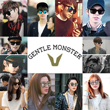 【V Brand】Hot Star Fashion/KOREA POPULAR /2018 NEW MODELS* Gentle Monster Sunglasses
