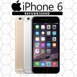 iPhone6 / 6Plus/ 6s/ 6sPlus Unlocked 4G LTE Smartphone Refurbished [UK set] with Touch ID Full Box