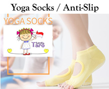 Yoga Socks ❤ Anti-Slip Socks ❤ Trampoline Use ❤ Yoga Use ❤ Good Quality ❤ Assorted Colours ❤
