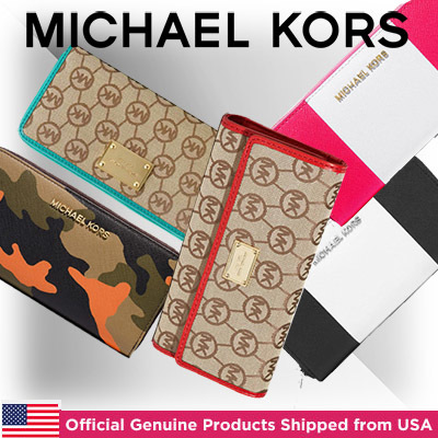 24813991b8bf Michael Kors Jet Set Wallet Official Genuine Products Shipped from USA