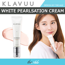 [KLAVUU] WHITE PEARLSATION Ideal Actress Backstage Cream / SPF30 / PA++