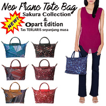 Neo Franc SakuraTote Bag • New Collection ♡ HIGH QUALITY ☆ Most Favorite ladies Bag • Bestsellers ~ Cheapest