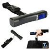 Portable Travel LED LCD Digital Baggage Luggage Weighing Strap Scale