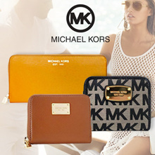 READY STOCK IN SG-MICHAEL KORS WALLETS-100% AUTHENTIC-LATEST DESIGNS