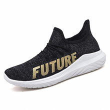 Sports shoes mens shoes Korean casual shoes trend running