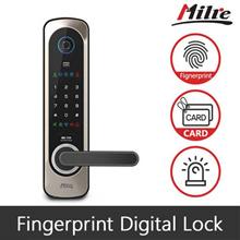 [Milre] MI-6400F / Fingerprint digital lock / Gateman digital lock / Samsung SDS / Pushpull lock
