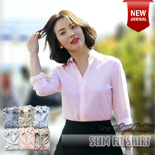 Free Delivery_HnM Slimfit Shirts_Office Blouse_Good Quality_womens shirts_chinese new year clothes