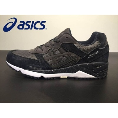 Qoo10 - Asics Tiger Gel-Lique Korean retro antique Mens jogging shoes  Grayish ... : Mens Bags & Shoe.