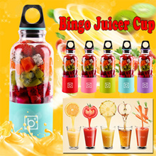 Portable and Automatic! Fruit Juicer Extractor / Shaker Bottle /blender / USB Charging Blender Bottl