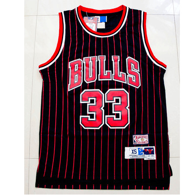 best cheap beea4 a2b6e Jordan 23 Bulls jersey 33 Scottie Pippen 91 Rodman 1 Rose jerseys  embroidery basketball clothes for