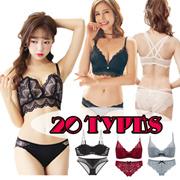 b02016e464 Daily Deal ☆buy 2 free shipping☆2018 CNY Sexy lace bra set PUSH UP Lingerie  Bra and Panty set ultra-thin bra