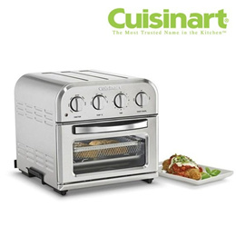 Cuisinart Compact Air Fryers + Electric Oven 9L Toa-28KR / Toaster overn air fryer TOA-60KR