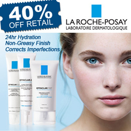 La Roche Posay - Suitable for sensitive skin Recommended by dermatologist. [Made in France]
