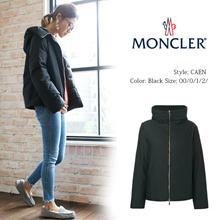 MONCLER 【Moncler】 CAEN Women's Down Jacket Down Coat Black / (999) Size / Reversible