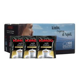 킴보 파드 커피 44mm 아라비카 대용량 100팩