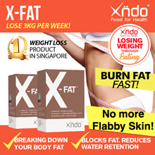 [MORE THAN 60% OFF] Bundle of 5 X-Fat Capsules