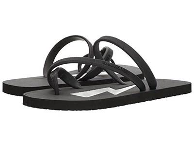 586907e1daf Qoo10 - Neil Barrett Thunderbolt Flip-Flop   Shoes