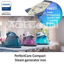 Philips PerfectCare Compact Steam Generator GC7808 | GC 8723 | GC9324