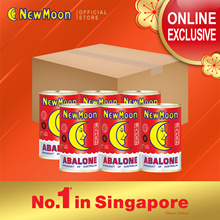 NEW MOON Australia Wild Abalone 6 cans x 425g