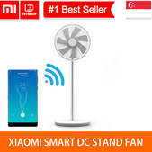 💖LOCAL SELLER💖[XIAOMI FAN]Xiaomi Smart DC Inverter Fan / Rechargeable Wireless Fan / App Remote