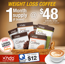 [1 Month Supply] Burn Fat Coffee