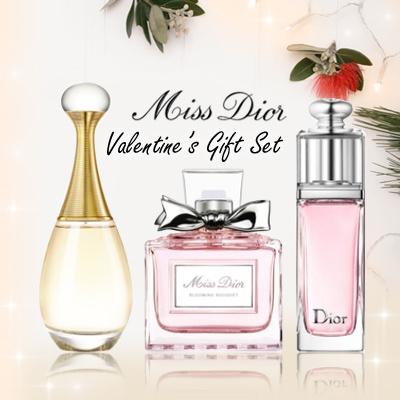valentine day gift miniature perfume set while stocks last - Valentine Perfume
