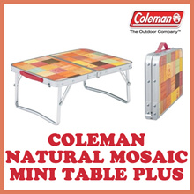 ★Launching Promotion★ Coleman Folding Table/Outdoor Table/Foldable Table/Portable Table/Mini Table/Side Table