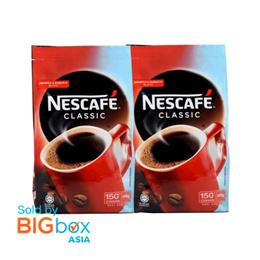 [Bundle 2] Nescafe Classic Refill Bundle Deal 300g - Malaysia