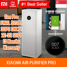 💖English Ver💖 [Xiaomi Smart Air Purifier Pro] - use app check air quality -1stshop Singapore
