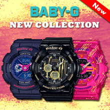 SingTel Dash - Baby-G New Collection