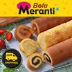 [Free Shipping YES] Fresh from oven  Bolu Meranti Asli medan
