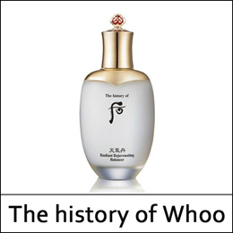 [The History Of Whoo] ⓐ Chengidan Radiant Rejuvenating Balancer 150ml / Hwahyun Balancer