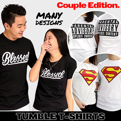 Buy Graphic Couple Tee Valentines Day Special Quality Assured