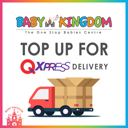 Change from Store Pickup to Qxpress Delivery Service*Please Provide Order number and last 4 Digit of