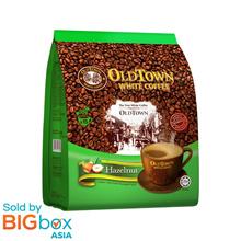 OLDTOWN White Coffee 3in1 Hazelnut 570g (38gx15s)