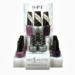 Authentic OPI - MISS UNIVERSE / MARIAH CAREY HOLIDAY / SAN FRANCISCO / COUTURE DE MINNIE