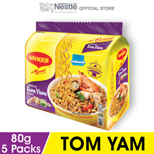 MAGGI 2-MINN Tom Yam 5 Packs 80g Each