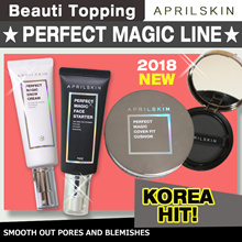 APPLY Q10 COUPON with SHOP COUPON★APRILSKIN★IN STOCKED★Perfect Magic Cover Fit Cushion[Beauti Toppin
