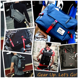 0344fc06aeca ☆SALE☆ Mens Sporty Messenger Shoulder Bag   Backpack   Sling   Office    Laptop
