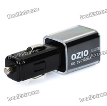 tv OZIO D10 USB Car Cigarette Powered Charger (DC 5V 700mA)