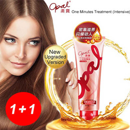 1+1 OPAL Hair Treatments New Improved Version/2019 LATEST OPAL SHAMPOO