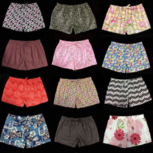 Women Pyjamas shorts/Ladies boxers/Women Homeshorts (size L and XL) 100% cotton fabric