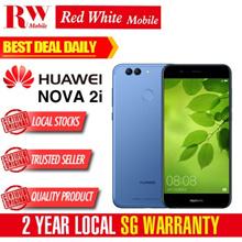 Huawei Nova 2i / Android 7.1 / 13Mp Camera / 64GB / 2 Year Warranty