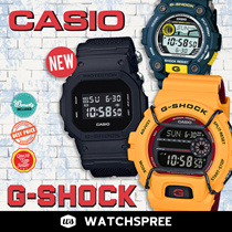 1 YEAR warranty and box included! Free shipping [RM191 after Apply coupon!l] *CASIO GENUINE* CASIO G-SHOCK SERIES! DW9052 DW6900.