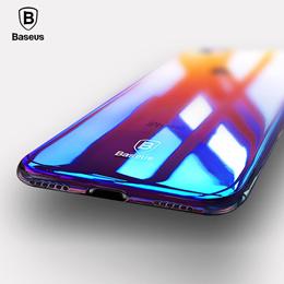 Baseus Luxury Plating Gradient Hard Plastic Case [iPhone 8 8 Plus 7 7 Plus]