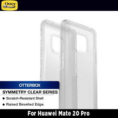 new arrival 730a9 174e6 OtterBoxOtterBox Huawei Mate 20 Pro Symmetry Clear Series Clear